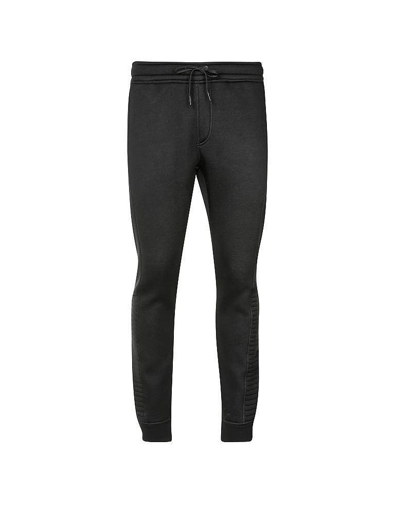 calvin klein jogginghose schwarz s. Black Bedroom Furniture Sets. Home Design Ideas
