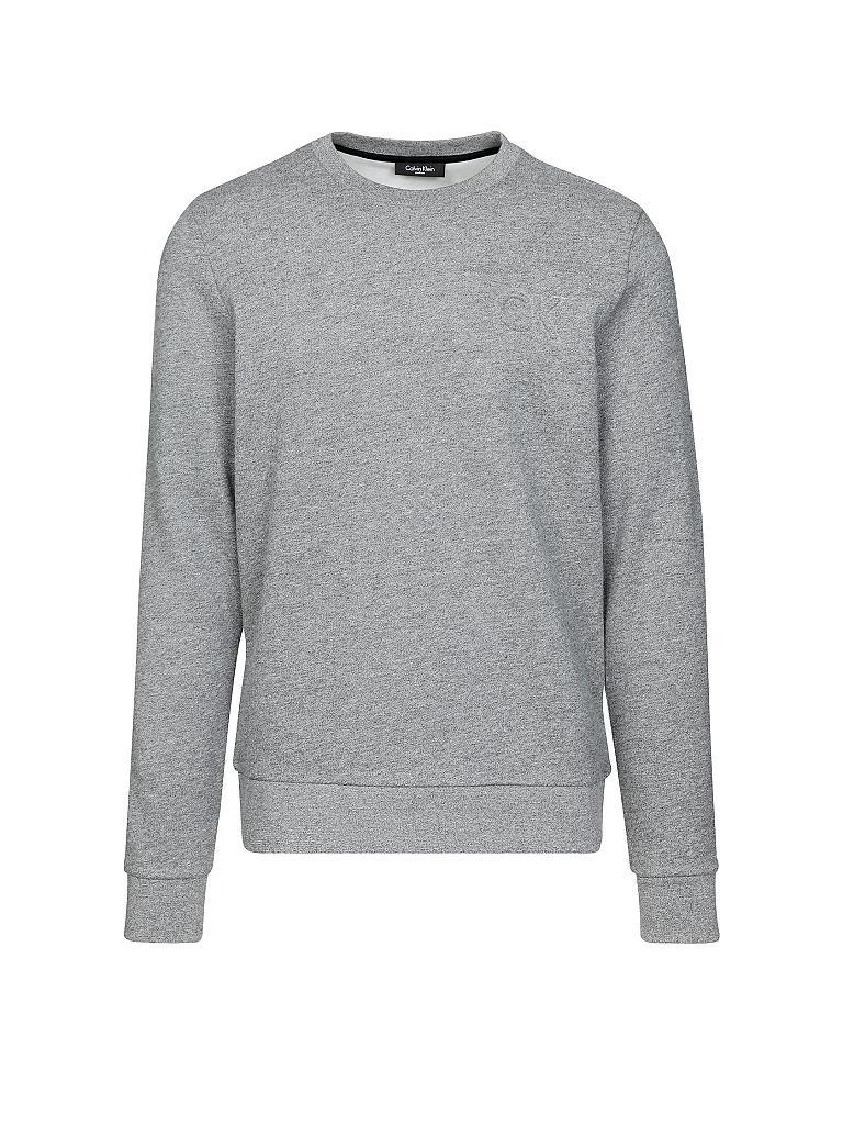 calvin klein sweater grau s. Black Bedroom Furniture Sets. Home Design Ideas
