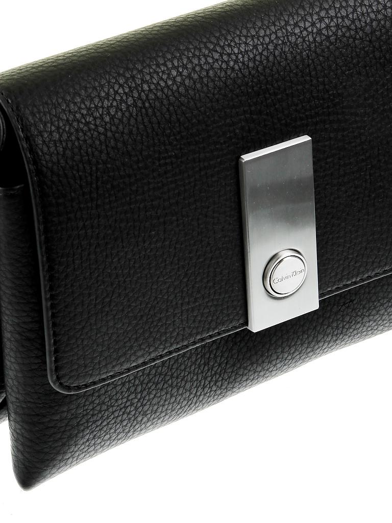 calvin klein tasche carri 3 schwarz. Black Bedroom Furniture Sets. Home Design Ideas