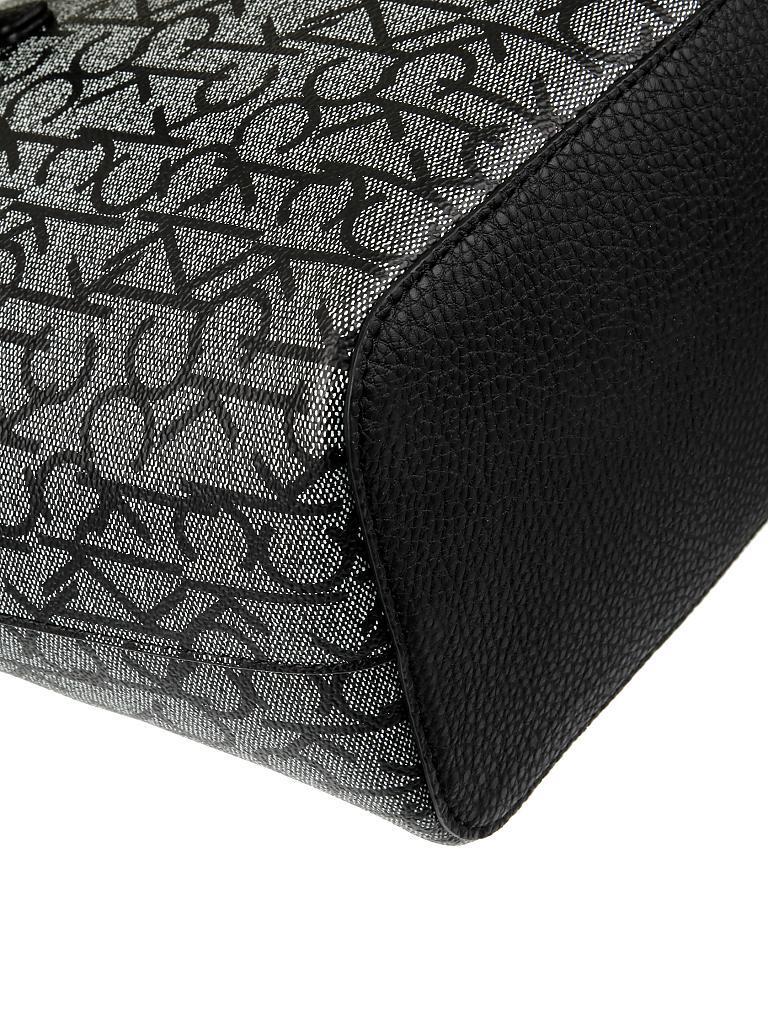 calvin klein tasche shopper grau. Black Bedroom Furniture Sets. Home Design Ideas