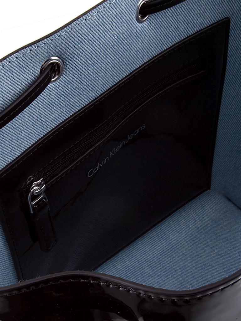 calvin klein wende tasche schwarz. Black Bedroom Furniture Sets. Home Design Ideas