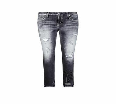 cambio jeans liu grau 36. Black Bedroom Furniture Sets. Home Design Ideas