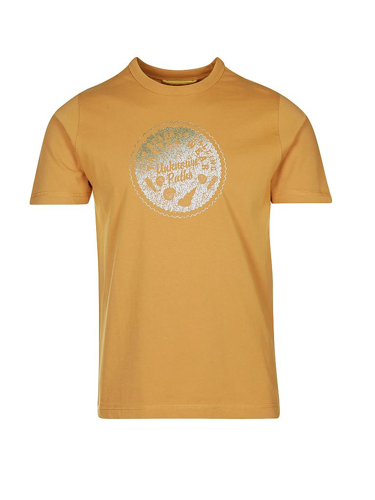 camel active t shirt orange s