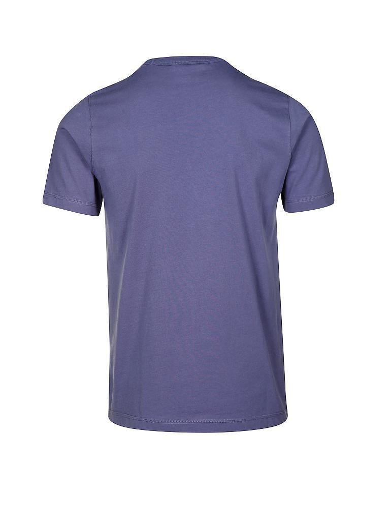camel active t shirt blau s