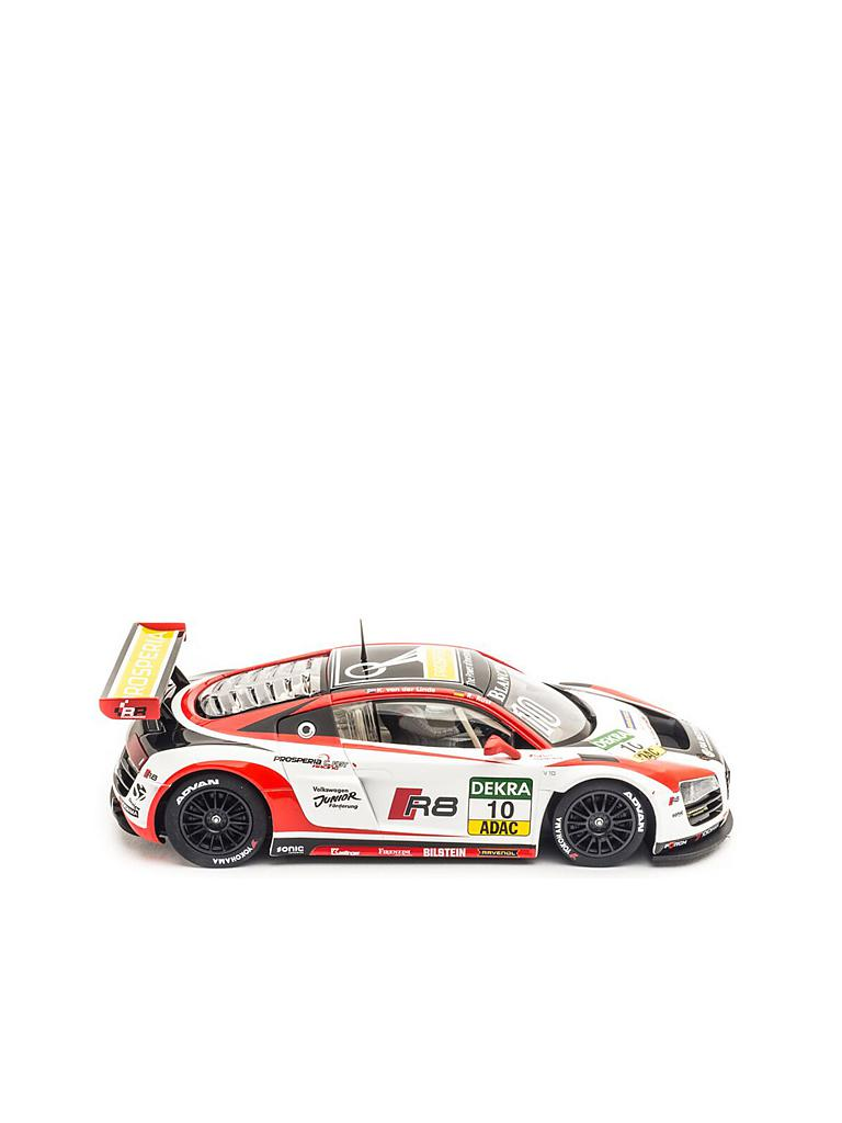 CARRERA | Digital 124 - Audi R8 LMS Prosperia Nr.10 | transparent