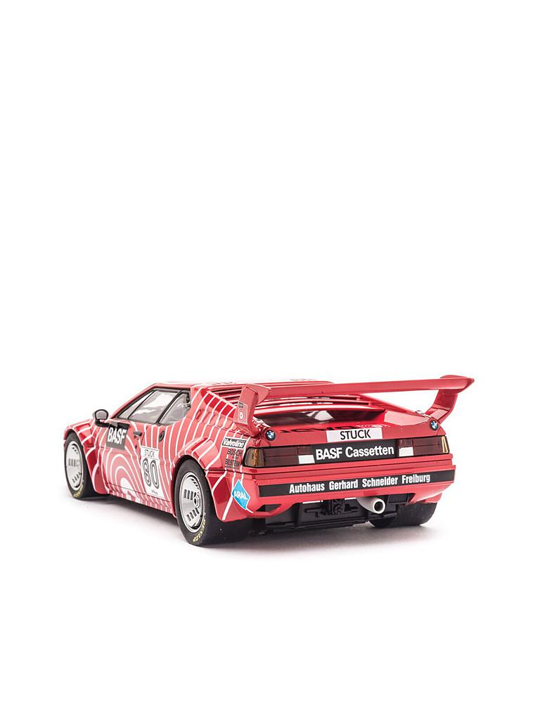 CARRERA | Digital 124 - BMW M1 Procar Basf Nr.80 1980 | transparent