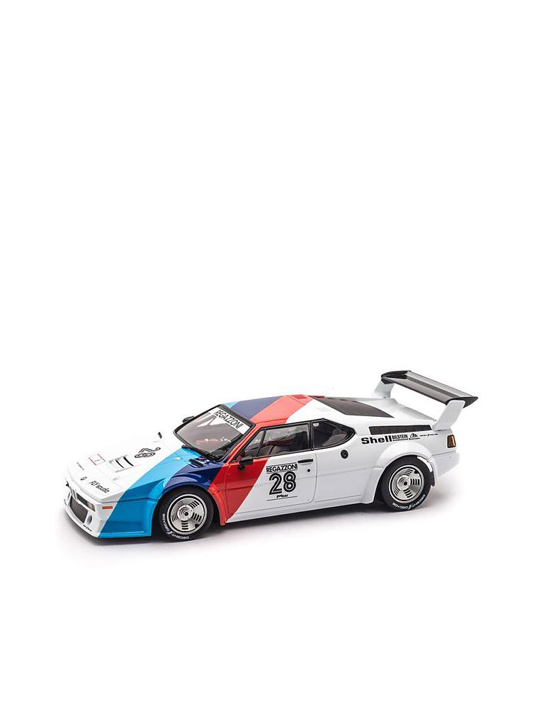 CARRERA | Digital 124 - BMW M1 Procar Regazzoni Nr.28 1979 | transparent