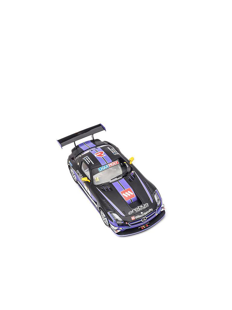 CARRERA | Digital 124 - Mercedes Benz SLS AMG GT3 Nr.1A | transparent