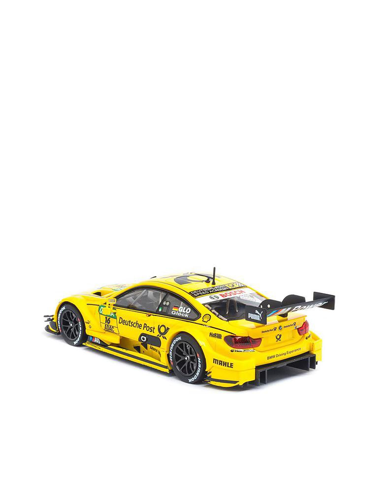CARRERA | Digital 132 - BMW M4 DTM T Glock Nr.16 2015 | transparent