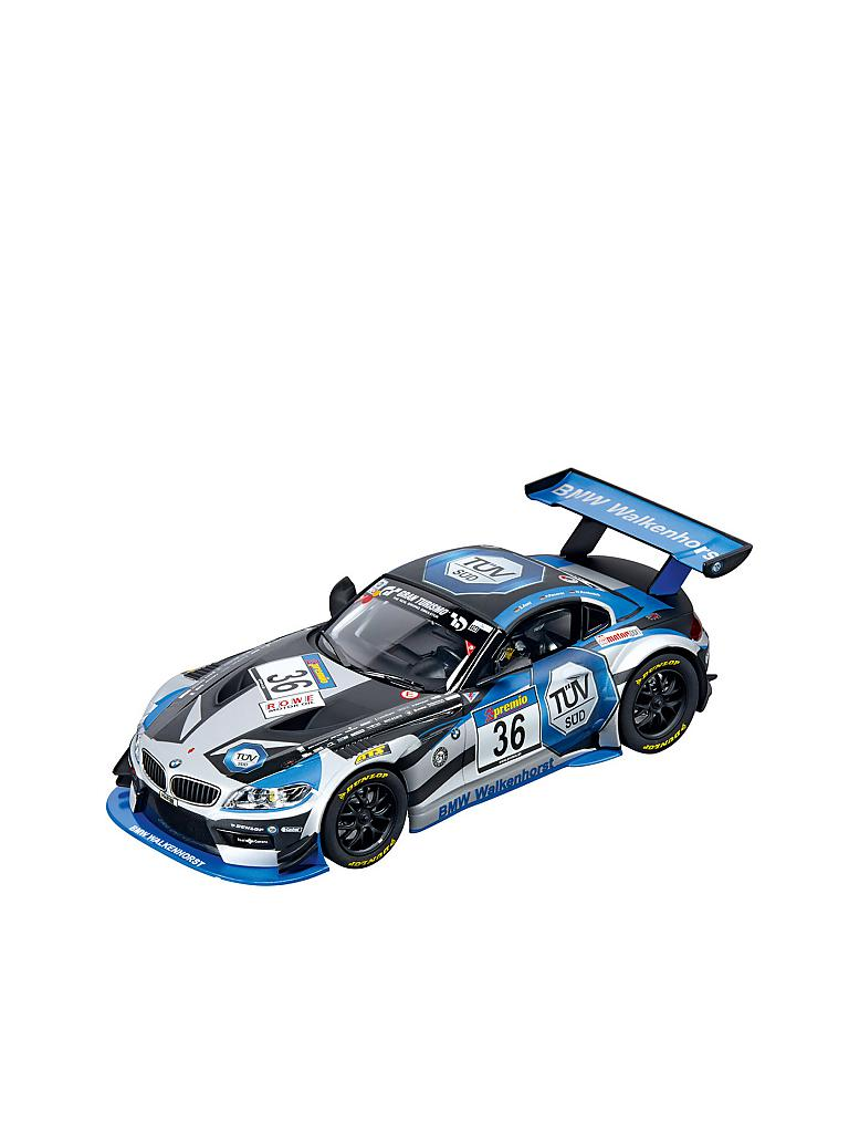 CARRERA | Digital 132 - BMW Z4 GT3 Walkenhorst Nr. 36 | transparent