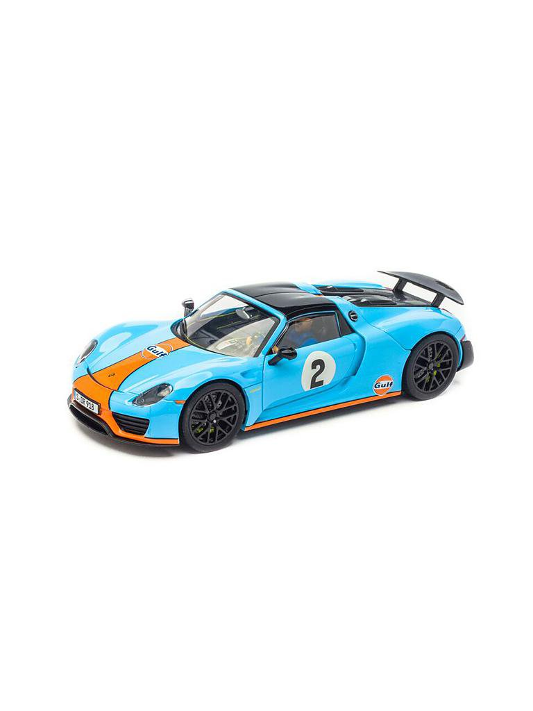 carrera digital 132 porsche 918 spyder gulf racing no. Black Bedroom Furniture Sets. Home Design Ideas