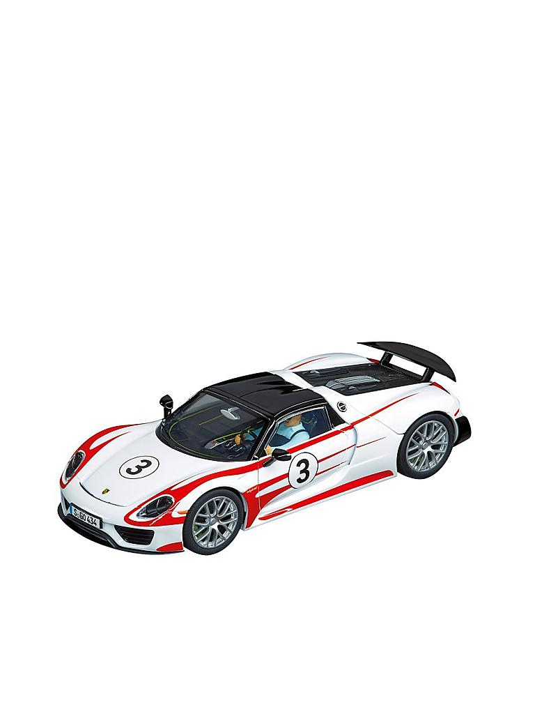 CARRERA | Digital 132 - Porsche 918 Spyder Nr.03 | transparent