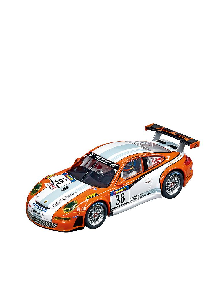 CARRERA | Digital 132 - Porsche GT3 RSR Hybrid Nr. 36 (2011) | transparent