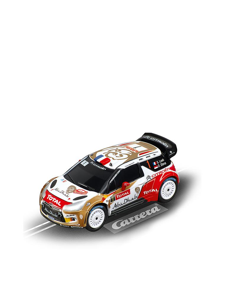 "CARRERA | Go - Citroën DS3 WRC ""Citroën Total Abu Dhabi No.1"" 
