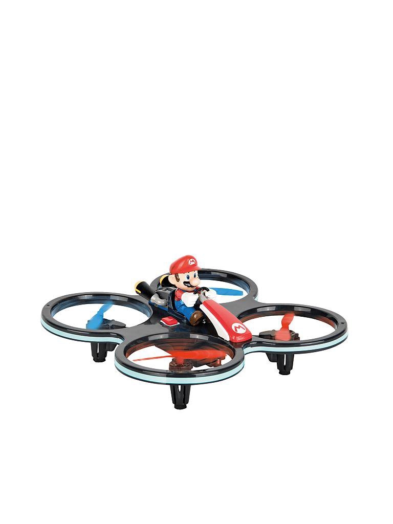 CARRERA | Mini Mario-Copter | transparent
