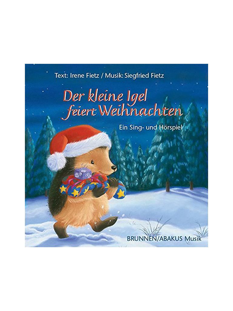 Hörbuch Weihnachten.Hörbuch Der Kleine Igel Feiert Weihnachten