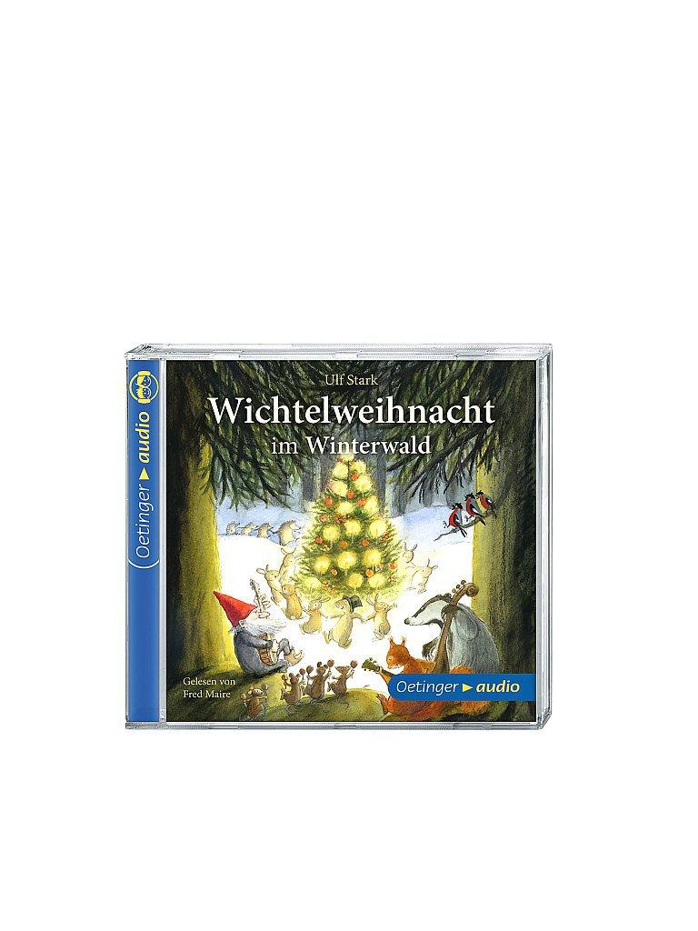 CD HÖRBUCH Hörbuch - Wichtelweihnacht im Winterwald