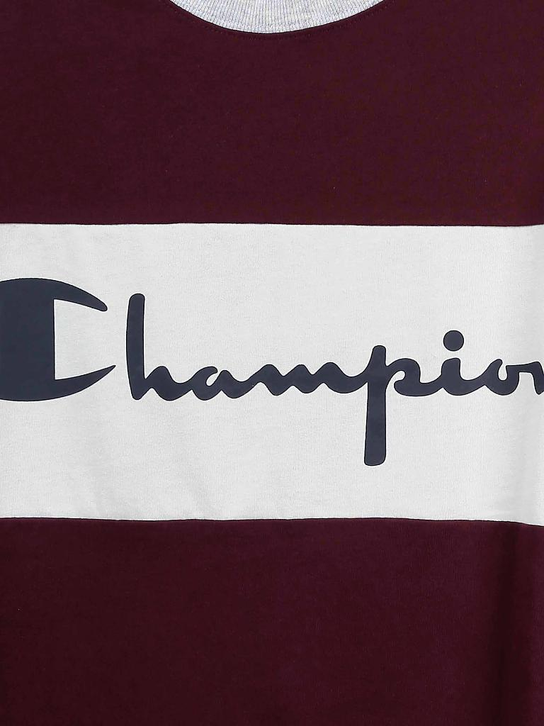 champion t shirt rot xs. Black Bedroom Furniture Sets. Home Design Ideas