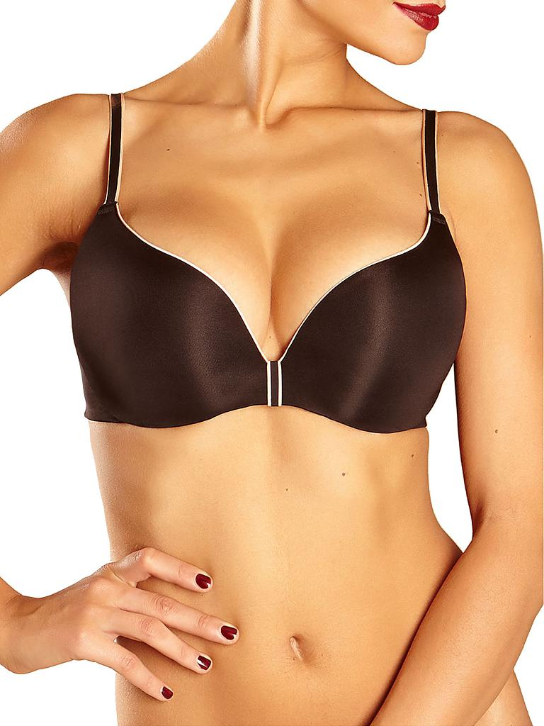 "CHANTELLE | Push-Up-BH ""Irresistible"" (Schwarz) 