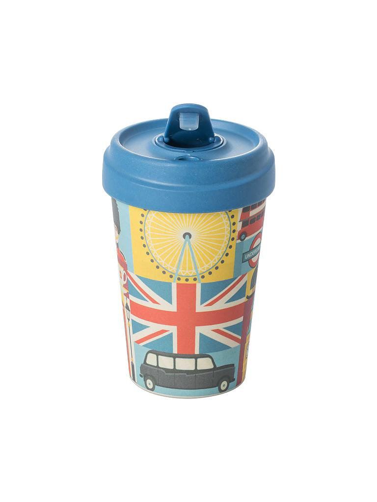 "CHIC.MIC | Bamboo-Cup ""London Skyline"" 