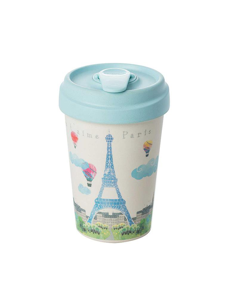 "CHIC.MIC | Bamboo-Cup ""Paris Watercolor"" 