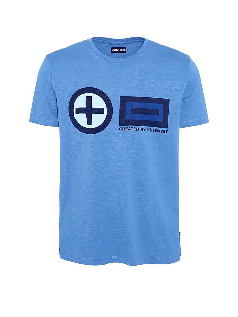 d4242655740d55 CHIEMSEE   T-Shirt   blau