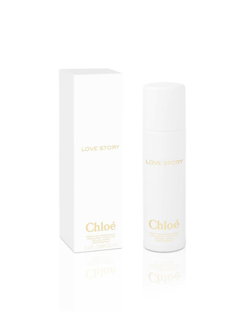 CHLOE | Love Story Deodorant Spray 100ml | transparent