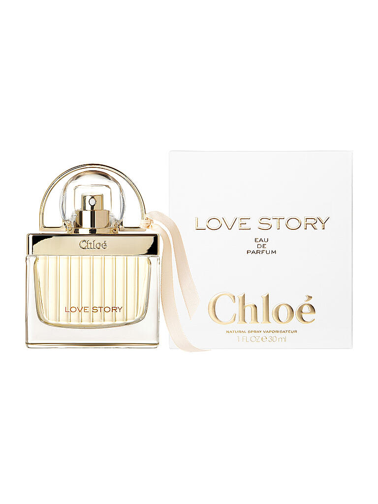 CHLOE | Love Story Eau de Parfum 30ml | transparent