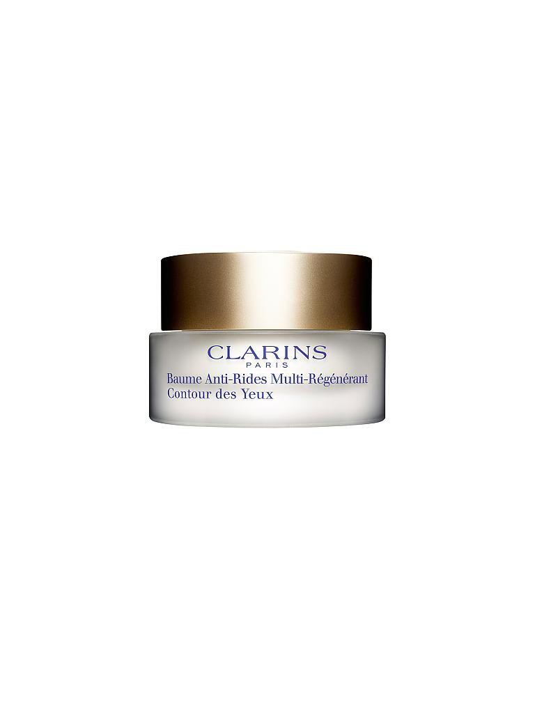 clarins baume anti rides contour des yeux gl ttender augenpflege balsam 15ml transparent. Black Bedroom Furniture Sets. Home Design Ideas