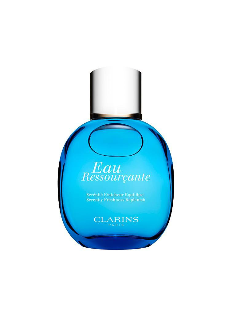 CLARINS | Eau Ressourcante Spray - pflegendes Duftwasser 100ml | transparent