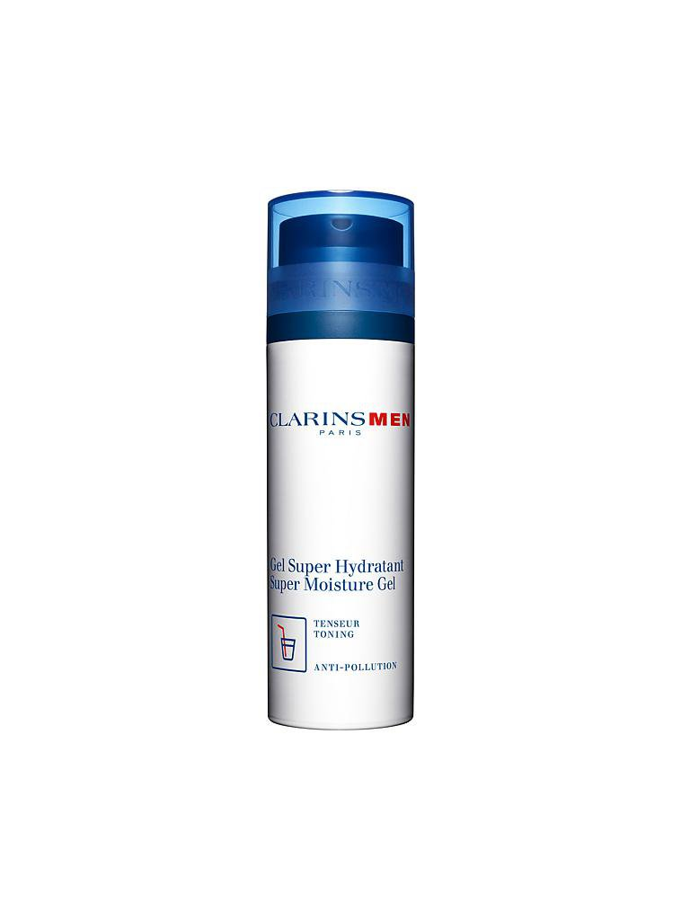 CLARINS | Gel Super Hydratant -  Feuchtigkeits-Gel 50ml | transparent