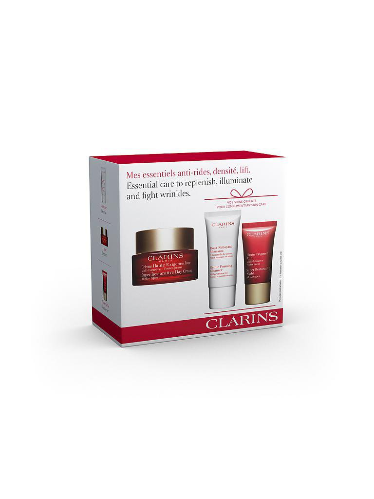 CLARINS | Geschenkset - Multi-Intensive Set 50ml/30ml/15ml | transparent