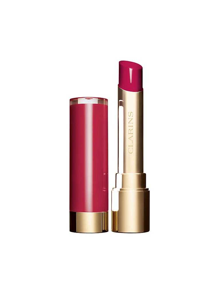 CLARINS | Lippenstift - Joli Rouge Lacquer (762L Pop Pink) | pink