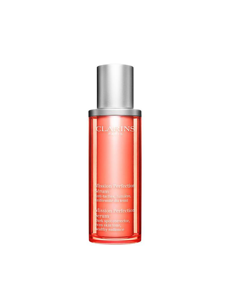 CLARINS | Mission Perfection Serum - Korrektur-Serum zur Perfektion des Hauttons 50ml | transparent