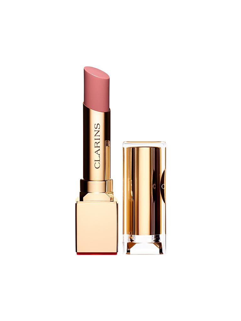 CLARINS | Rouge Eclat - Lippenstift mit Anti-Age Wirkung (01 Nude Rose) | rosa