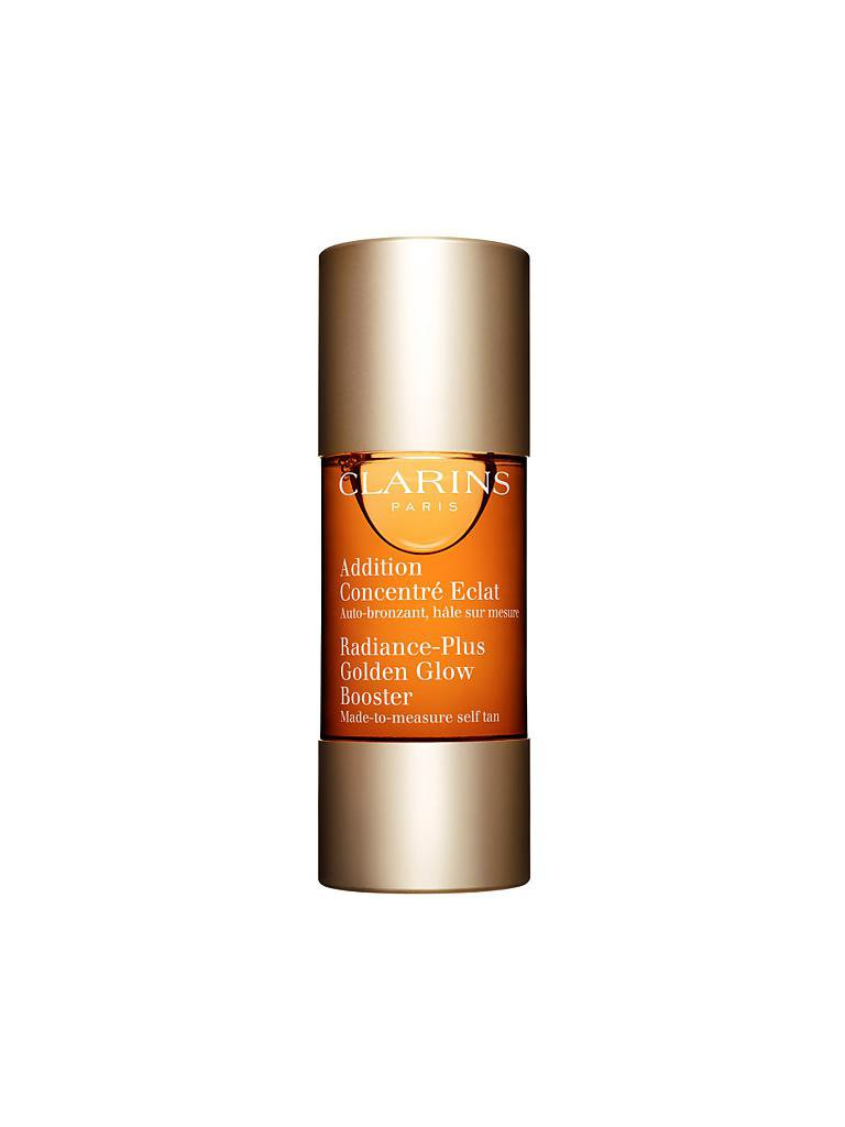 CLARINS | Selbstbräuner - Addition Concentré Eclat Auto-bronzant 15ml | transparent