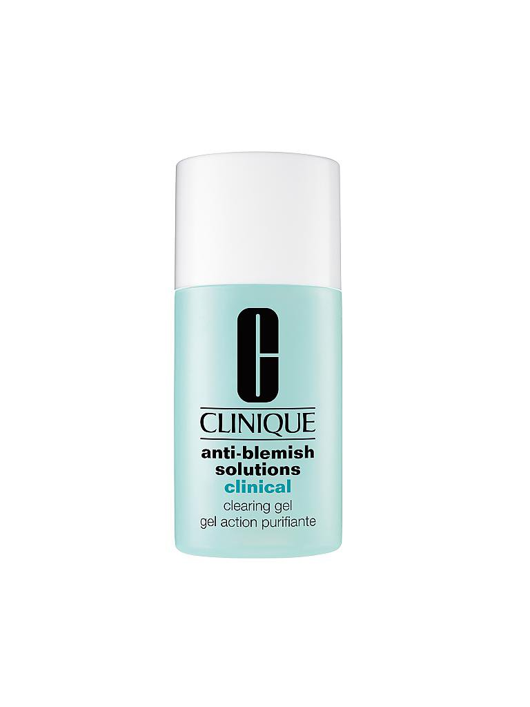 CLINIQUE |  Anti-Blemish Solutions - Clinical Clearing Gel 15ml | transparent