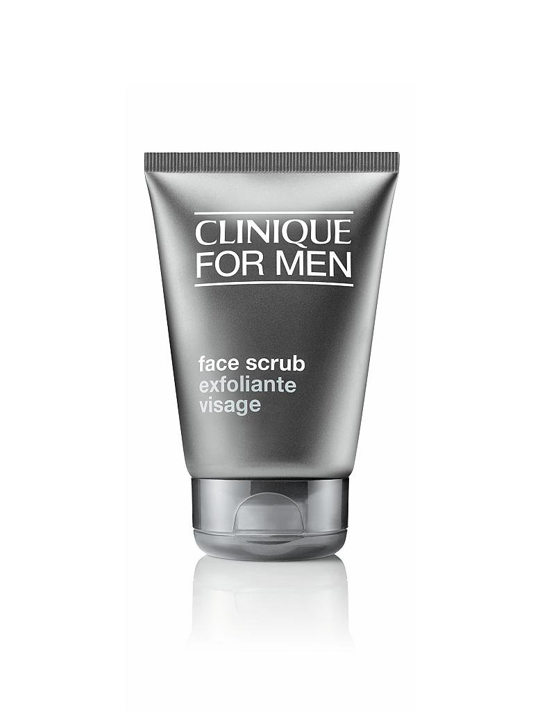 CLINIQUE | For Men - Face Scrub 100ml | transparent