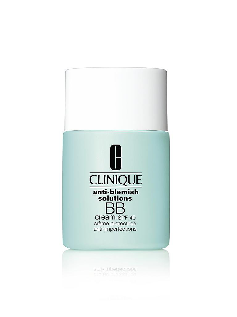CLINIQUE | Gesichtspflege - Anti-Blemish Solutions -   BB CREAM SPF40 (01 Light) | beige