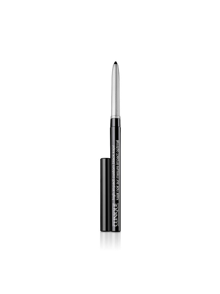 CLINIQUE | Kajalstift - High Impact Custom Black Kajal (01 Blackend Black) | schwarz