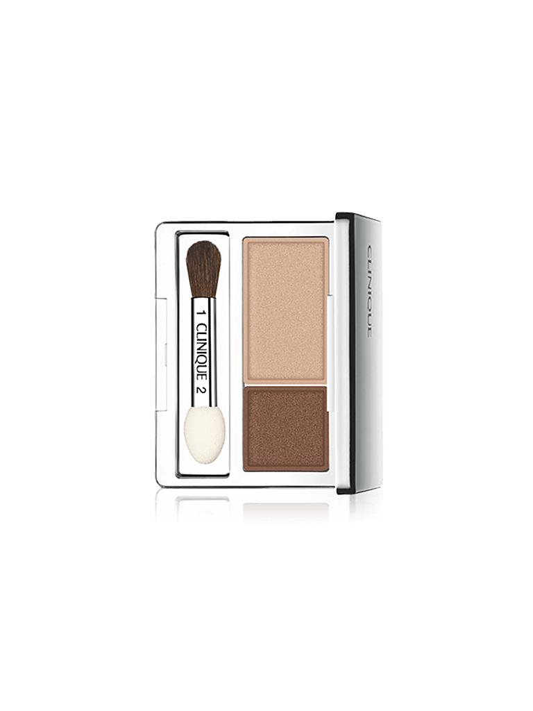 CLINIQUE | Lidschatten - Eyeshadow Duo (10 Like Mink) | beige