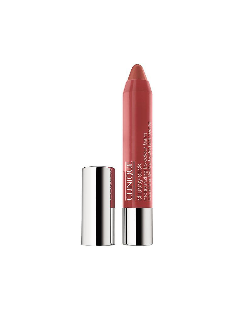 CLINIQUE | Lippenstift - Chubby Stick Moisturizing Lip Colour Balm (04 Mega Melon) | rot