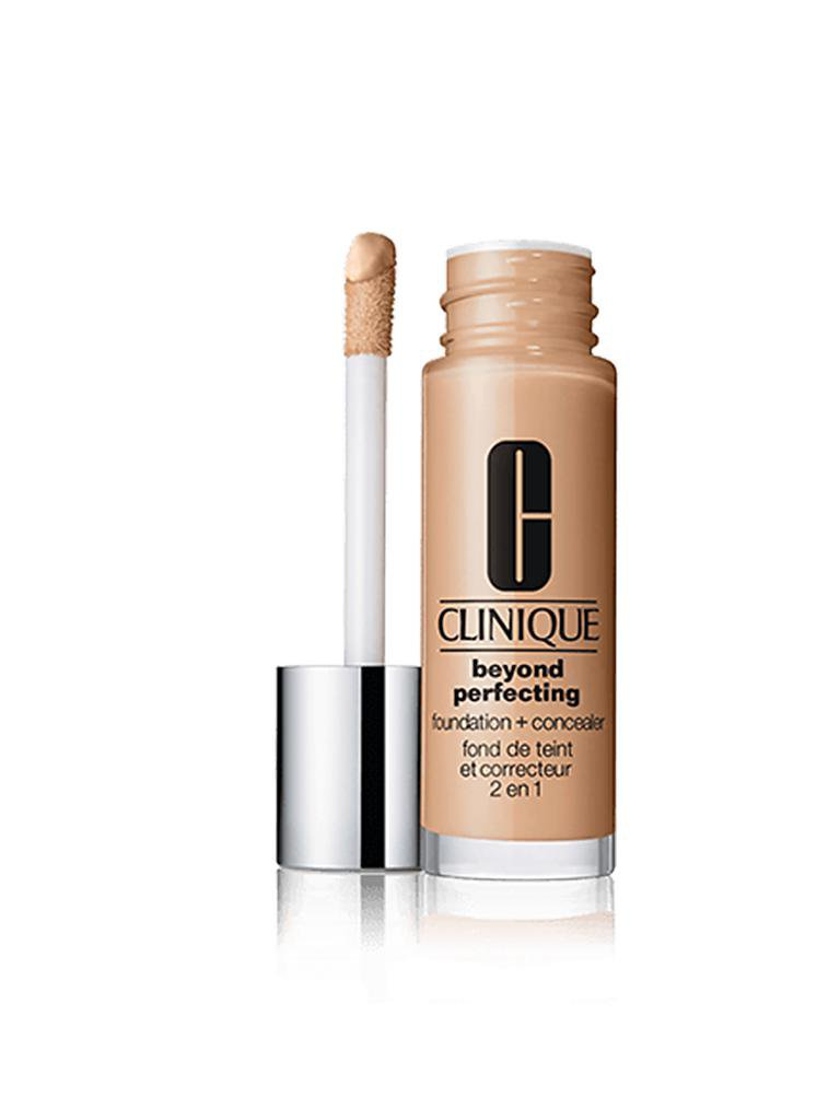 CLINIQUE | Makeup - Beyond Perfecting Foundation und Concealer (06 Ivory) | beige