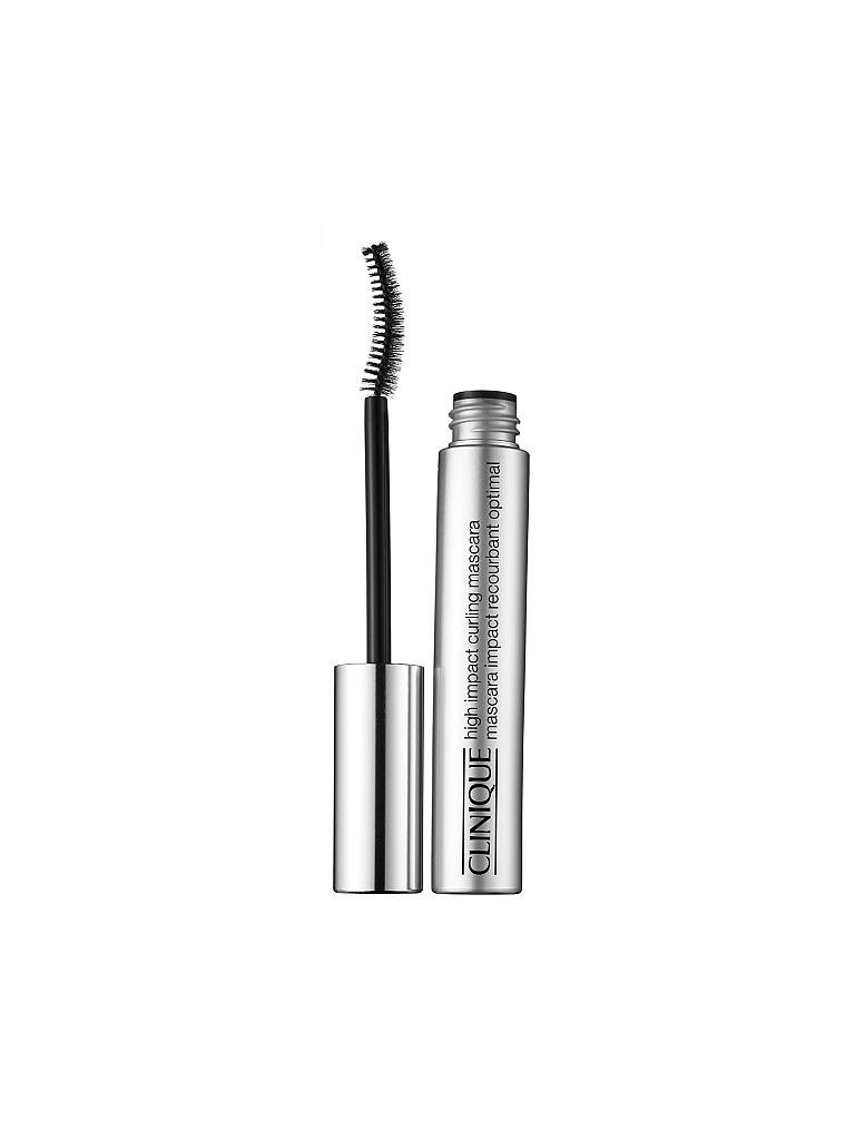 CLINIQUE | Mascara - High Impact Curling Mascara (01 Black) | schwarz