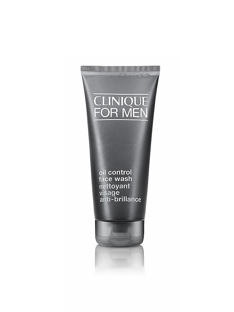 CLINIQUE | Oil Control Face Wash 200ml | transparent