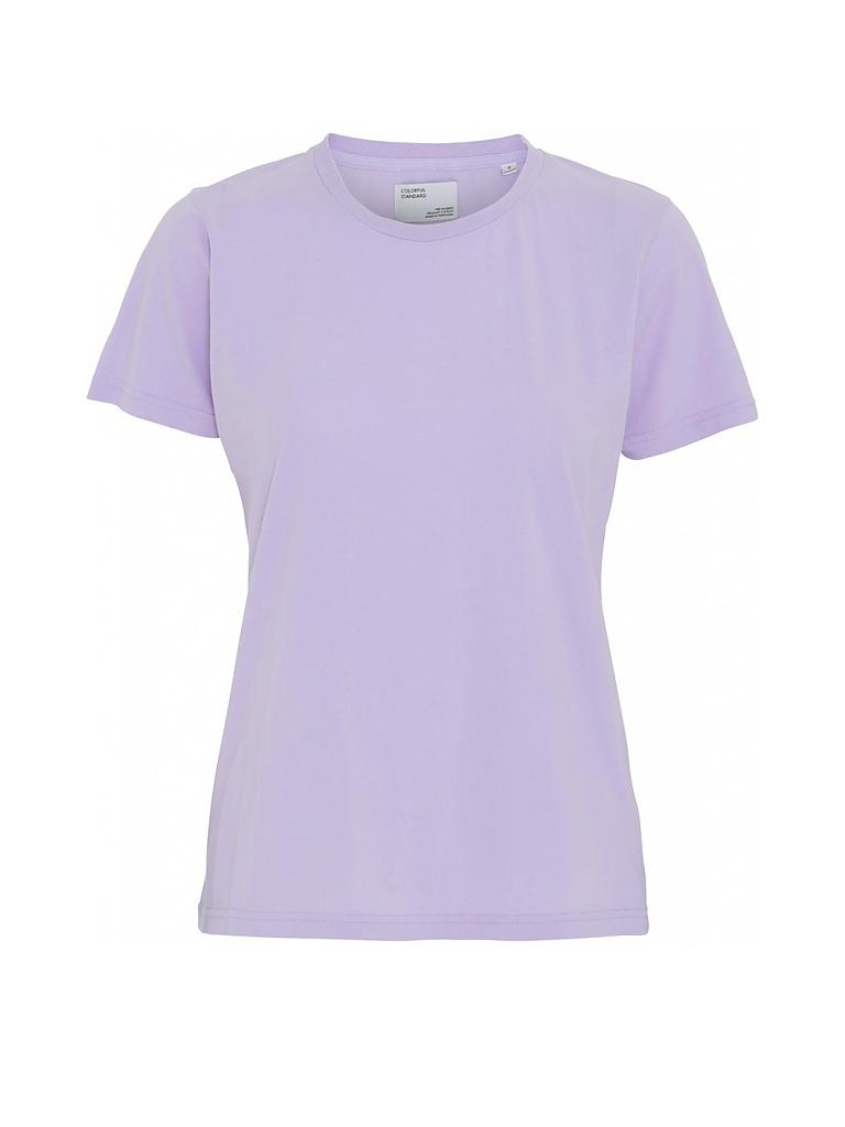 COLORFUL STANDARD | T-Shirt | lila