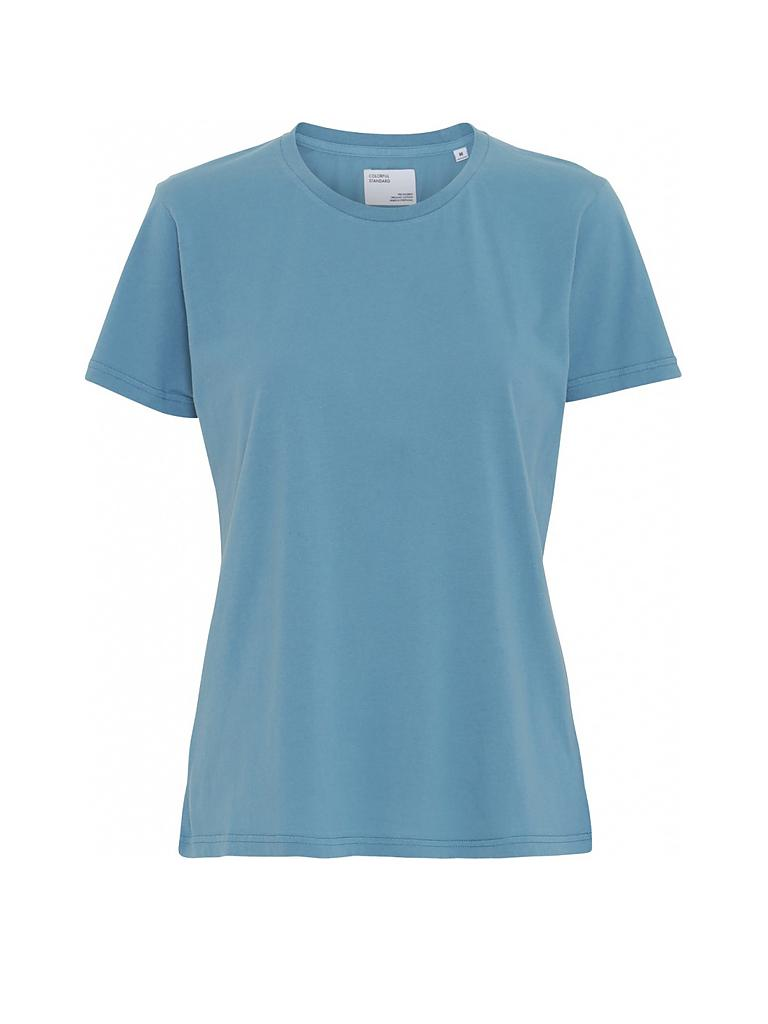 COLORFUL STANDARD | T-Shirt | blau