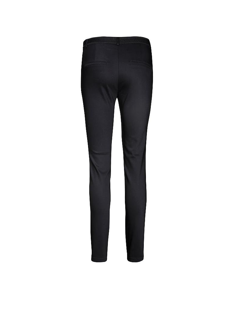 Comma hose june skinny fit schwarz