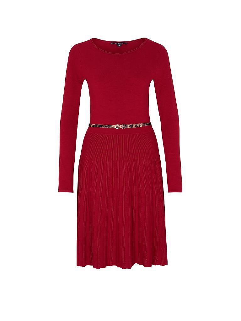 COMMA Kleid rot | 32