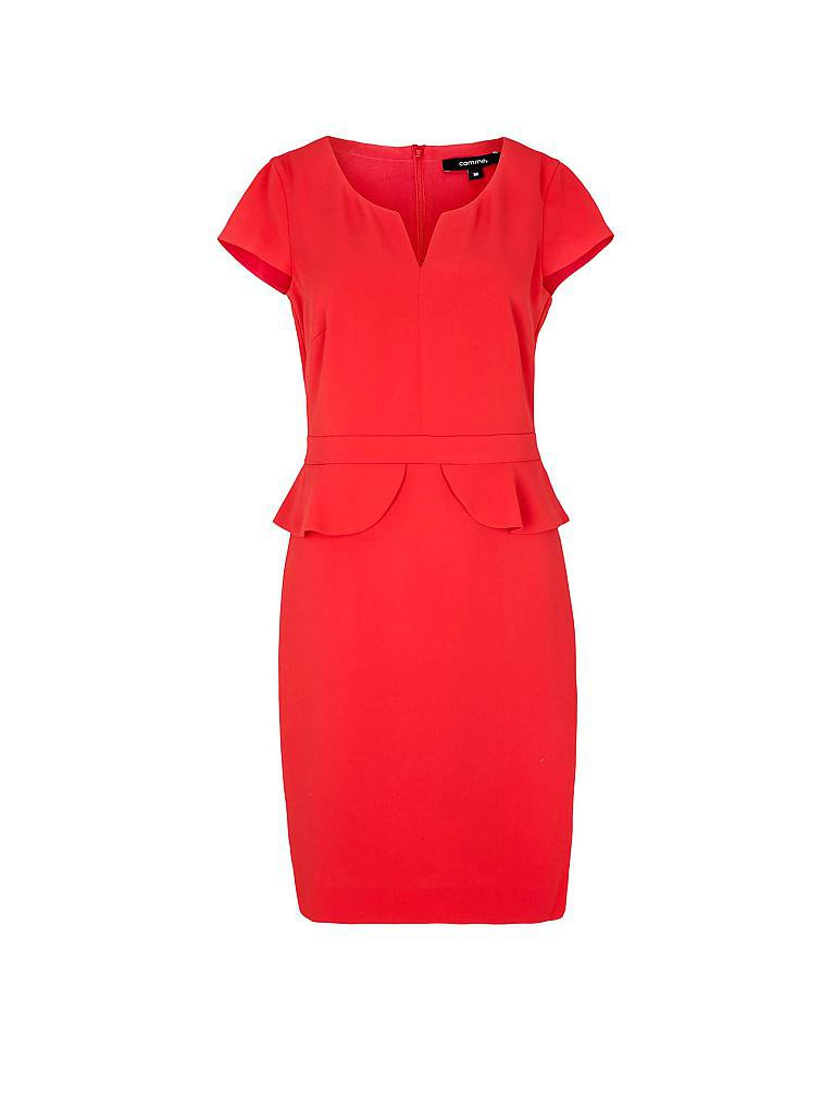 e9b0b5cd08d4 COMMA Kleid rot   36